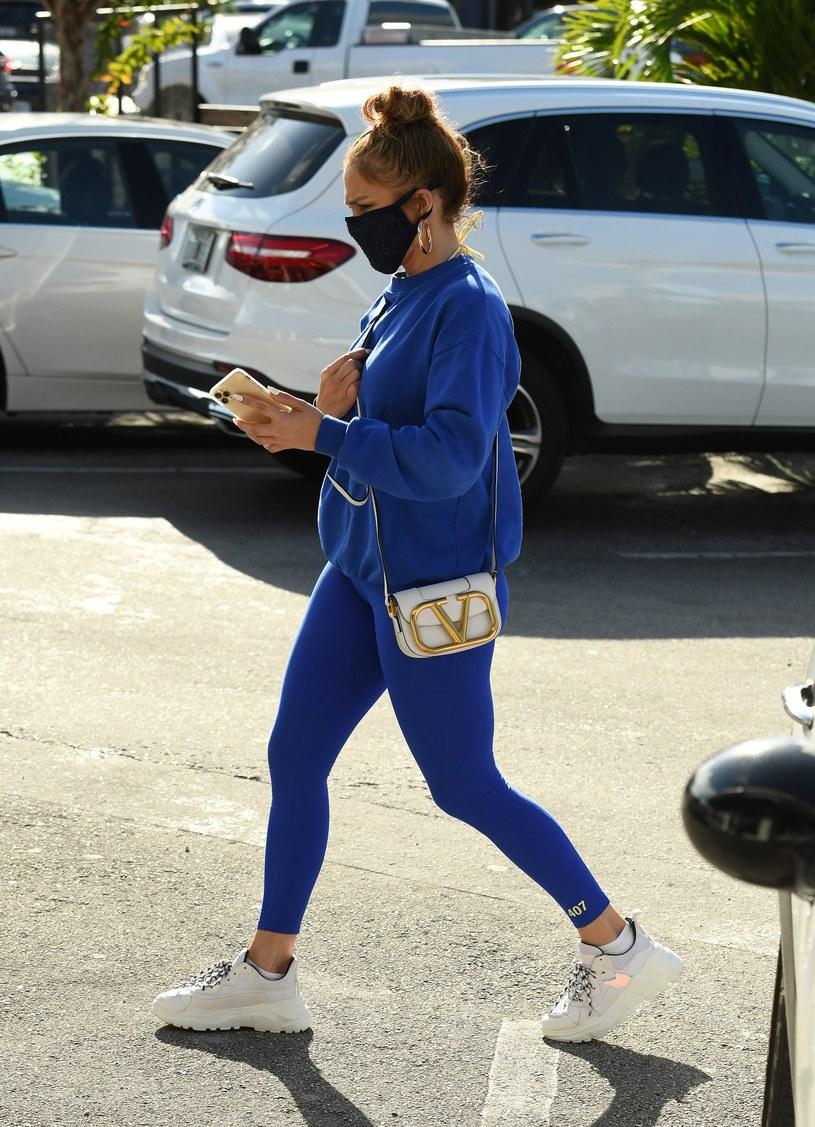 Jennifer Lopez /MEGA /Agencja FORUM