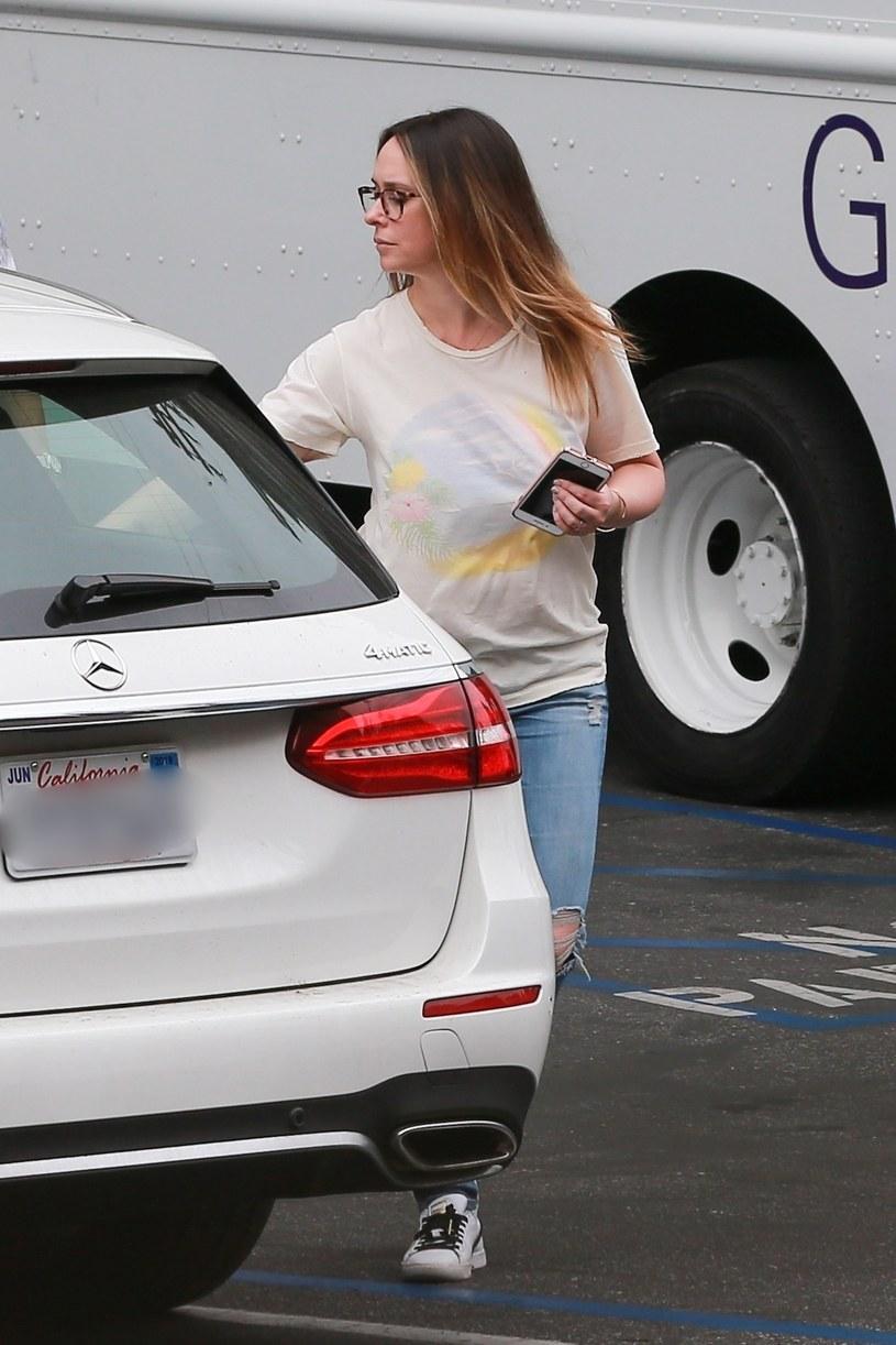 Jennifer Love Hewitt -najnowsze zdjęcia /Agencja FORUM