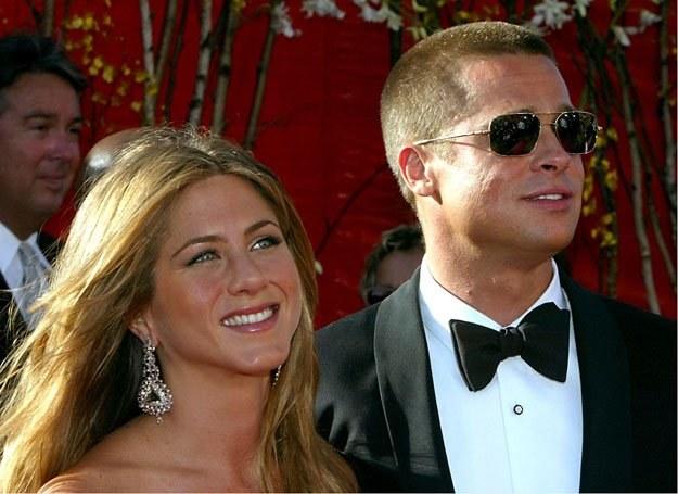 Jennifer wybaczyła Bradowi /Getty Images/Flash Press Media