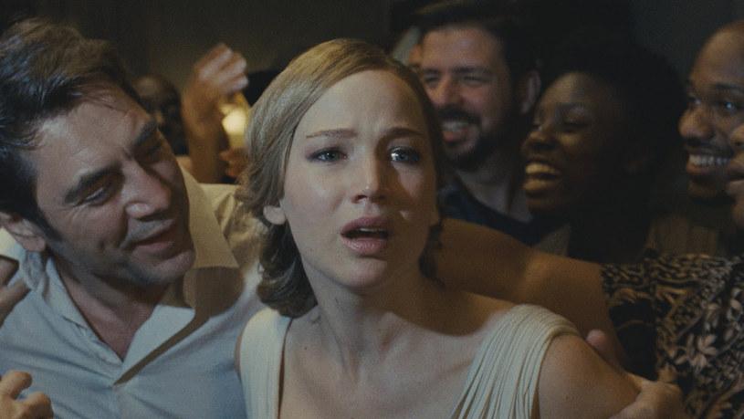 "Jennnifer Lawrence w filmie ""mother!"" /UIP /materiały dystrybutora"