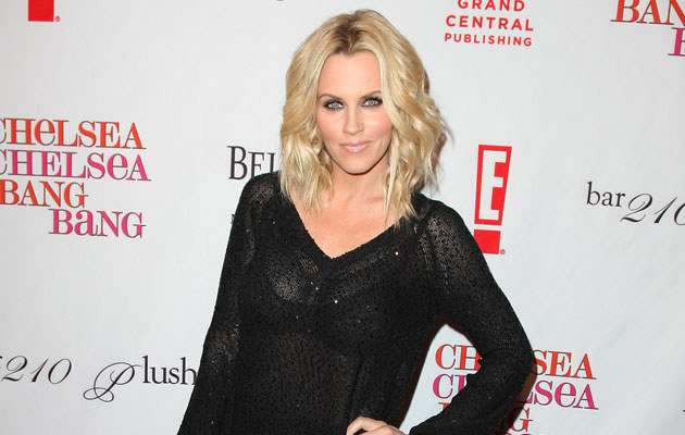 Jenny McCarthy, fot. Angela Weiss   /Getty Images/Flash Press Media