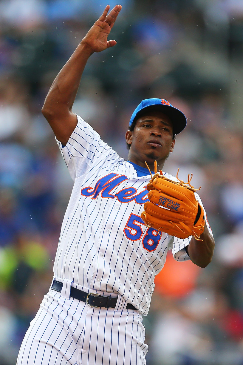 Jenrry Mejia /Mike Stobe /Getty Images