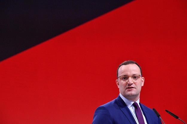 Jens Spahn, minister zdrowia Niemiec /AFP