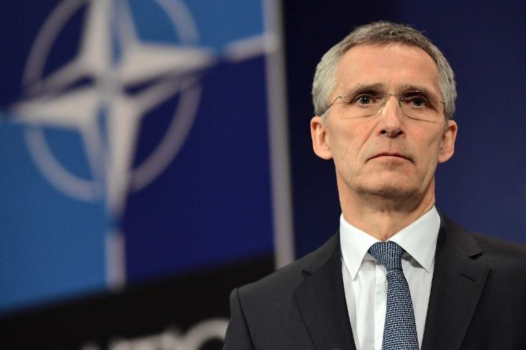 Jens Stoltenberg /AFP