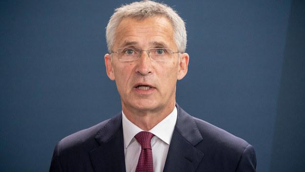 Jens Stoltenberg /MICHAEL KAPPELER /PAP/DPA