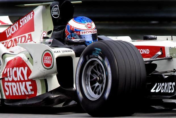Jenson Button / Kliknij /AFP