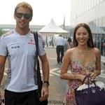 Jenson Button okradziony!