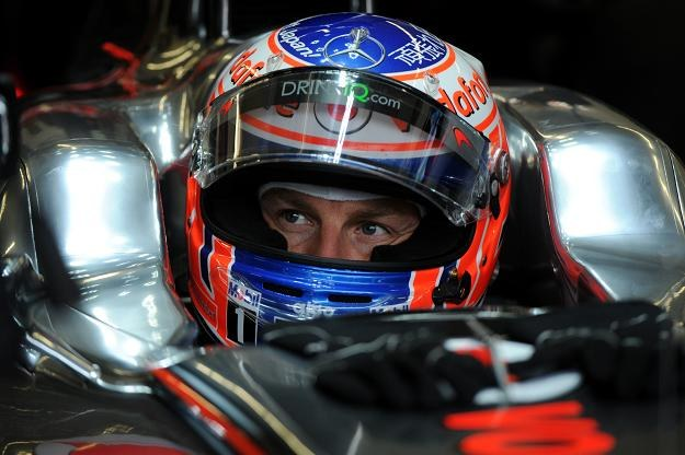 Jenson Button /AFP