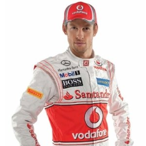 Jenson Button /materiały promocyjne