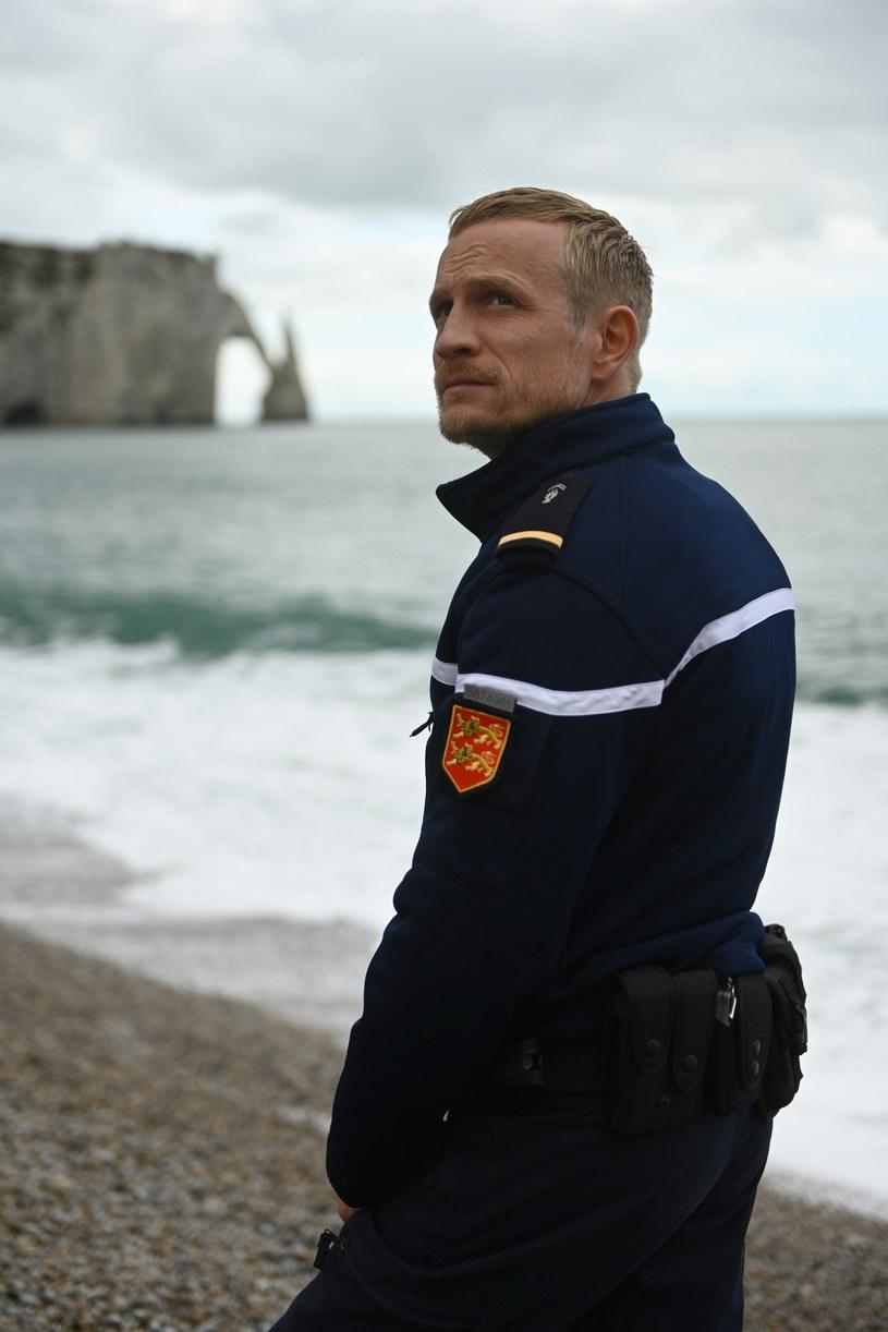 "Jérémie Renier w scenie z filmu ""Albatros"" /materiały prasowe"