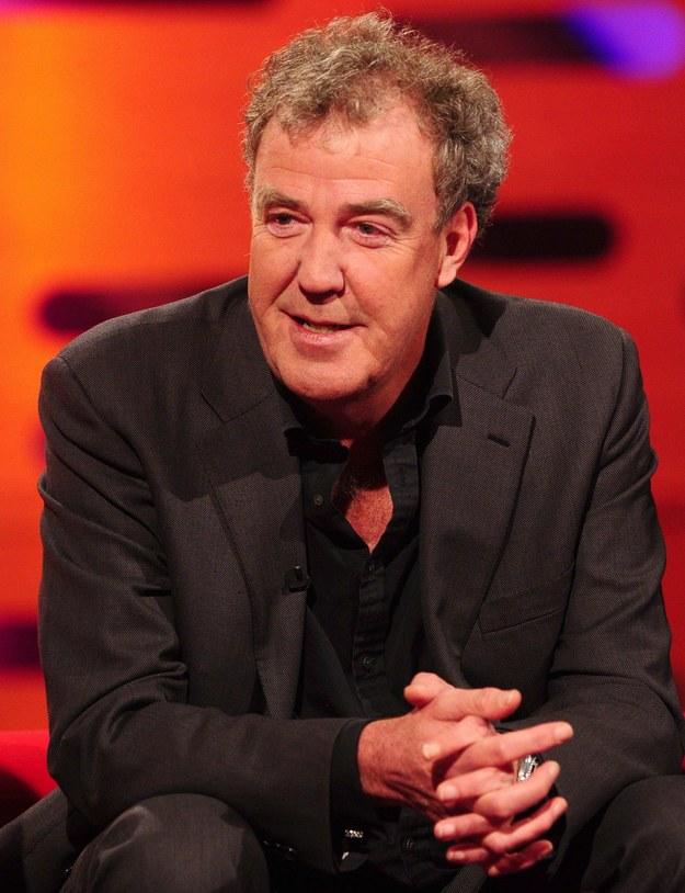 Jeremy Clarkson znów oskarżony o rasizm