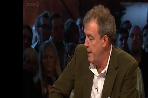 Jeremy Clarkson /