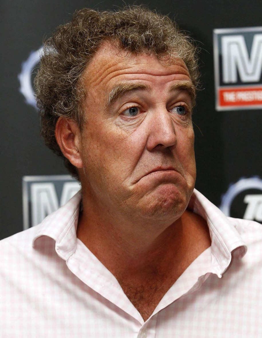 Jeremy Clarkson /PAP/PA/Matt Crossick    /PAP