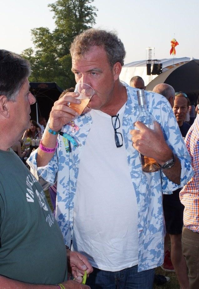 Jeremy Clarkson /- /East News