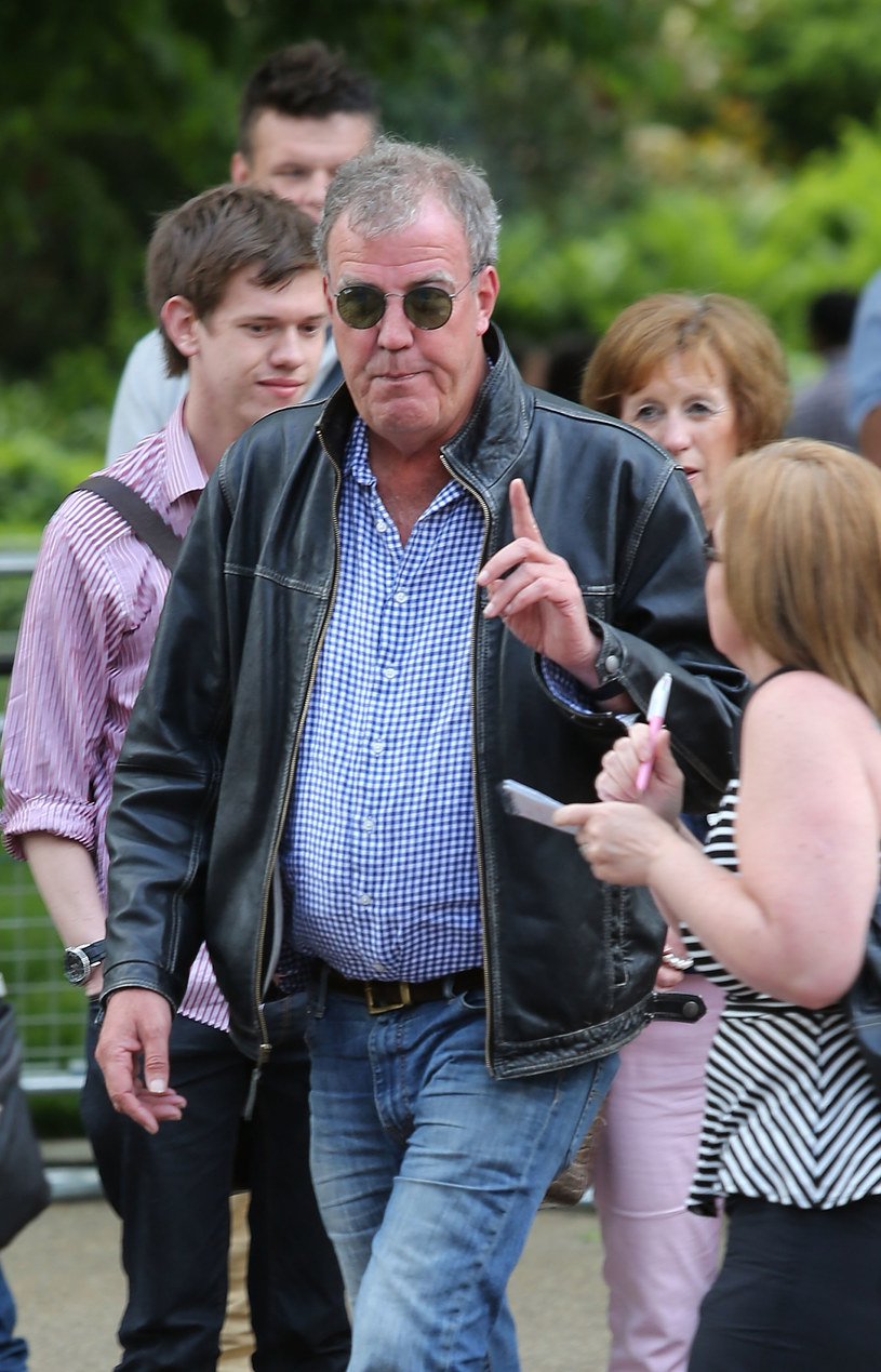 Jeremy Clarkson /Tim P. Whitby /Getty Images