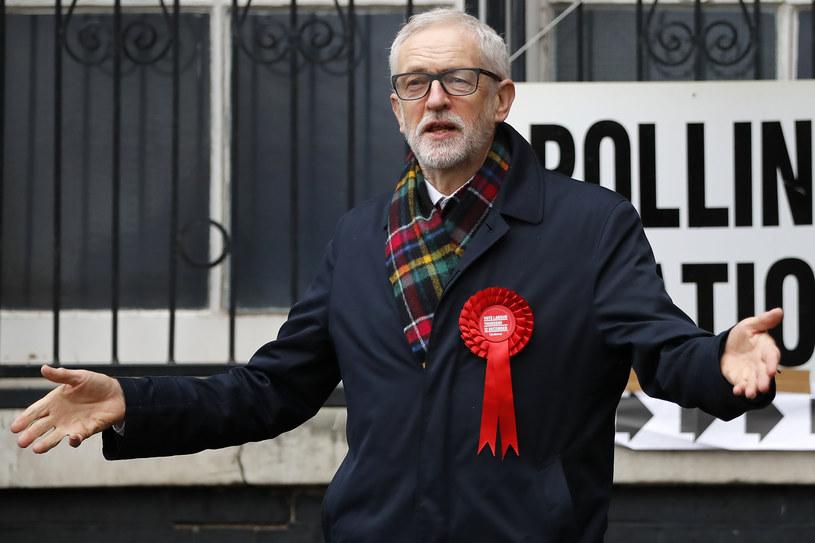 Jeremy Corbyn nie zostanie premierem /AFP