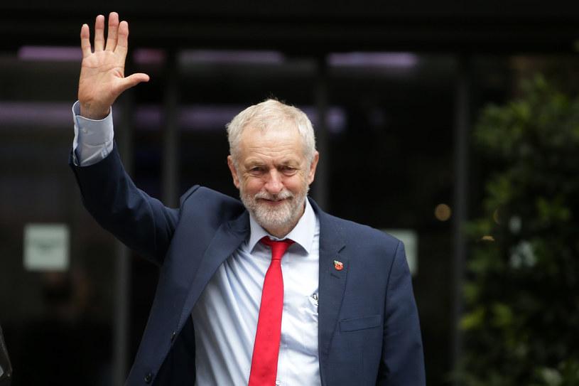 Jeremy Corbyn /AFP