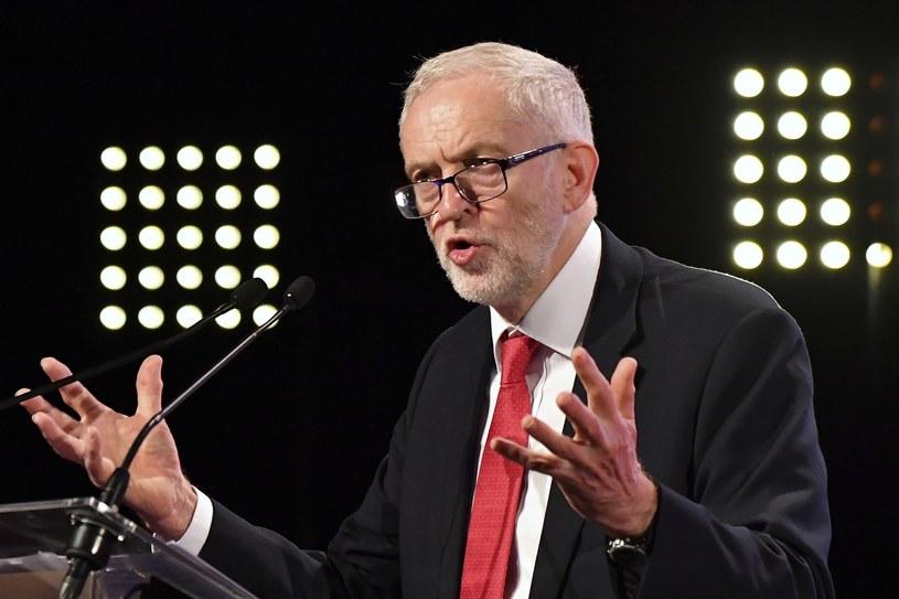 Jeremy Corbyn /GEERT VANDEN WIJNGAERT /East News