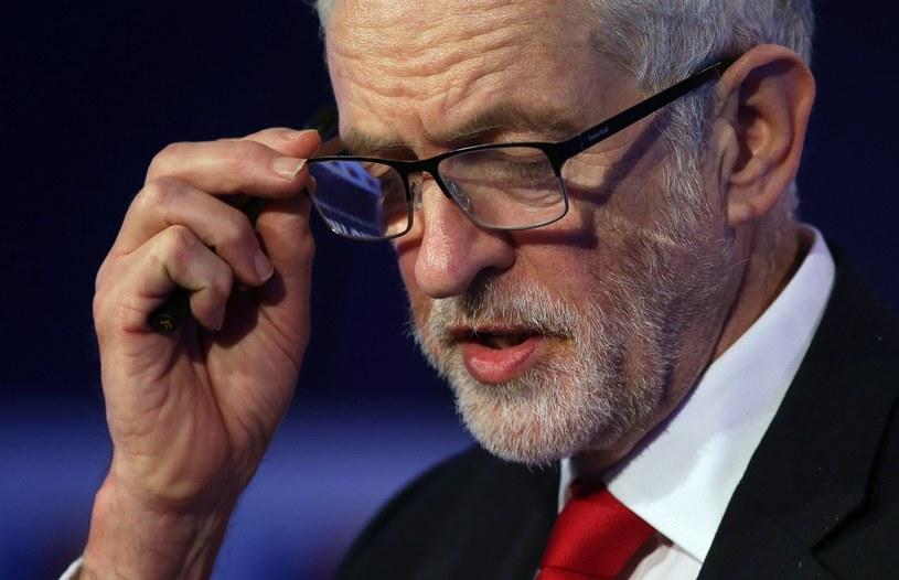 Jeremy Corbyn /DANIEL LEAL-OLIVAS /AFP