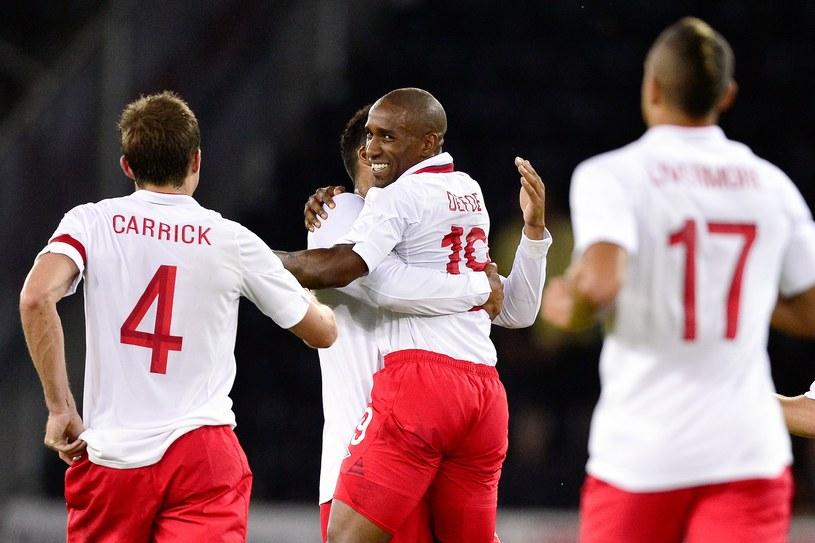 Jermain Defoe zdobył jedną z bramek dla Anglii /AFP