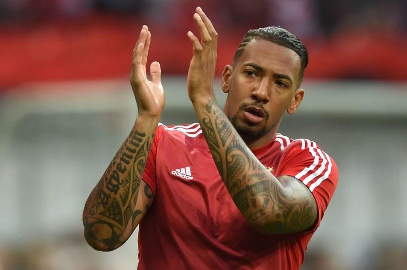 Jerome Boateng (Bayern Monachium) /AFP