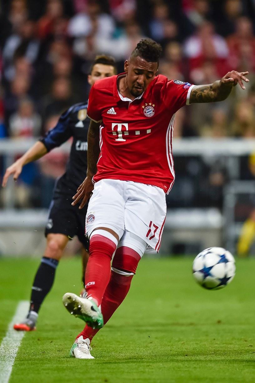 Jerome Boateng, lider obrony Bayernu Monachium /AFP