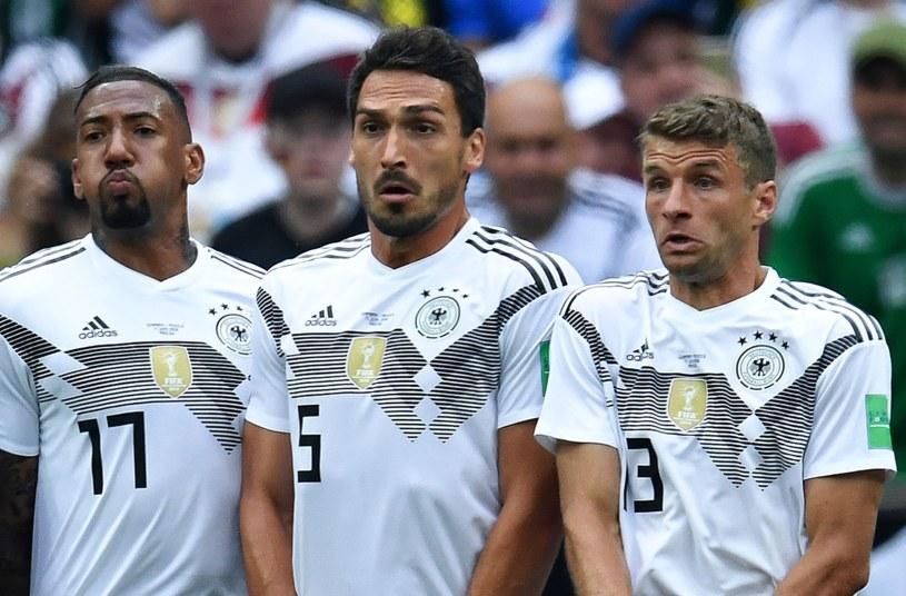 Jerome Boateng, Mats Hummels i Thomas Mueller nie wystąpią więcej w reprezentacji Niemiec /Kirill Kudryavtsev /AFP