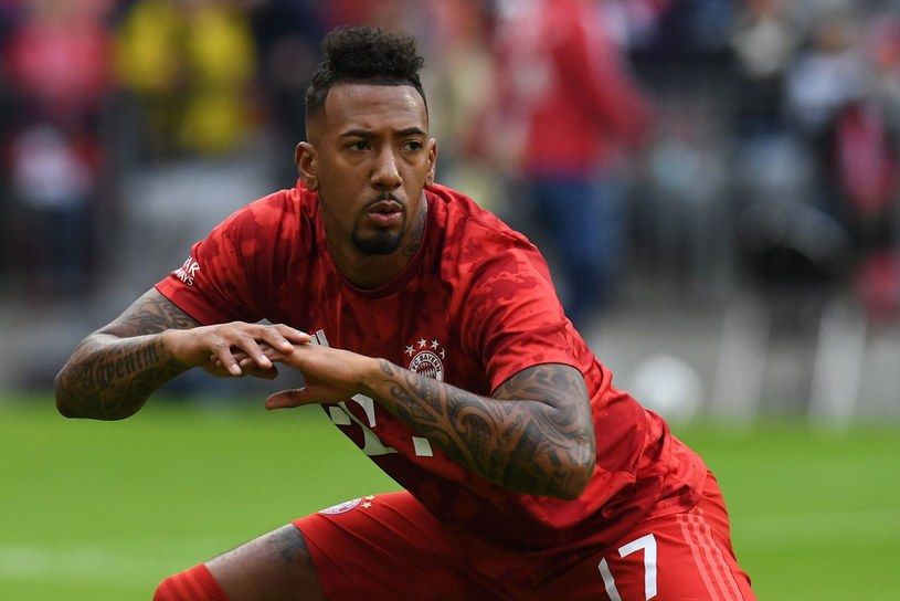 Jerome Boateng /AFP