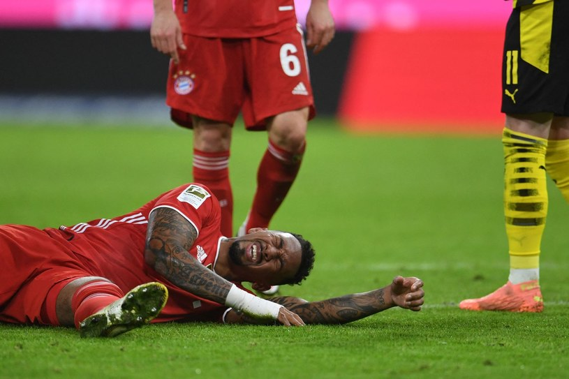 Jerome Boateng / AFP/POOL ANDREAS GEBERT/ /AFP