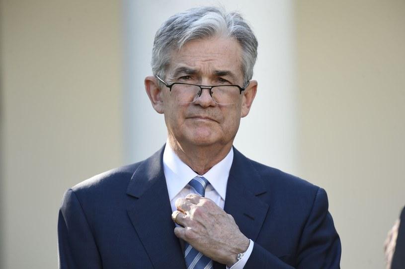 Jerome Powell, który w lutym zostanie nowym szefem Fed /SAUL LOEB /Agencja SE/East News