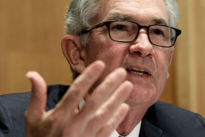 Jerome Powell, szef Fedu /AFP