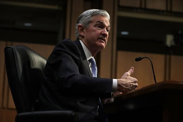 Jerome Powell /AFP