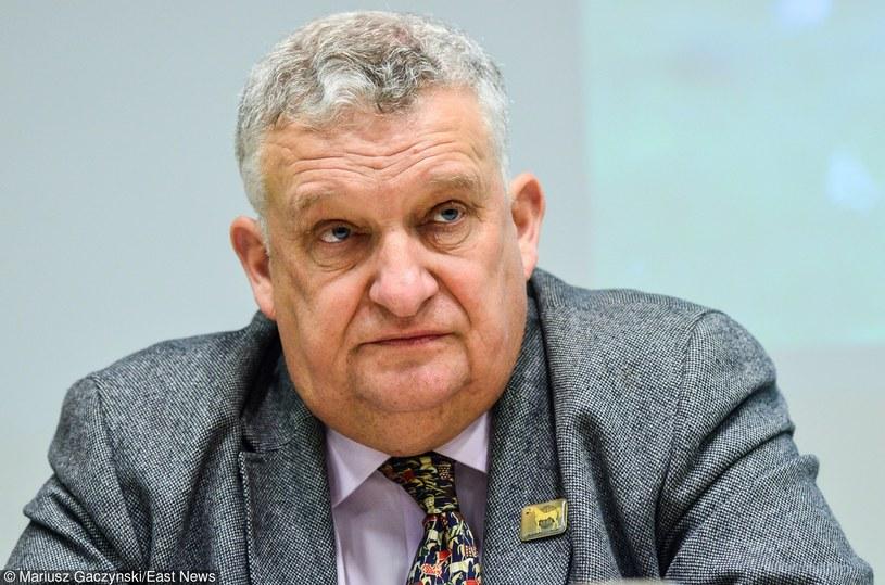 Jerzy Białobok /Mariusz Gaczyński /East News