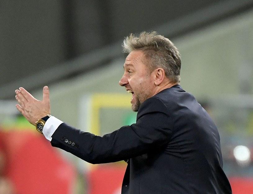 Jerzy Brzęczek był selekcjonerem reprezentacji Polski od lipca 2018 roku. /AFP