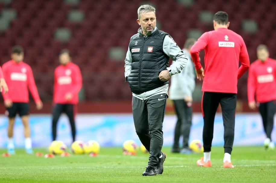 Jerzy Brzęczek - trener piłkarskiej reprezentacji Polski / Leszek Szymański    /PAP