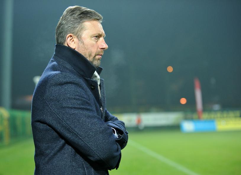 Jerzy Brzęczek /Newspix