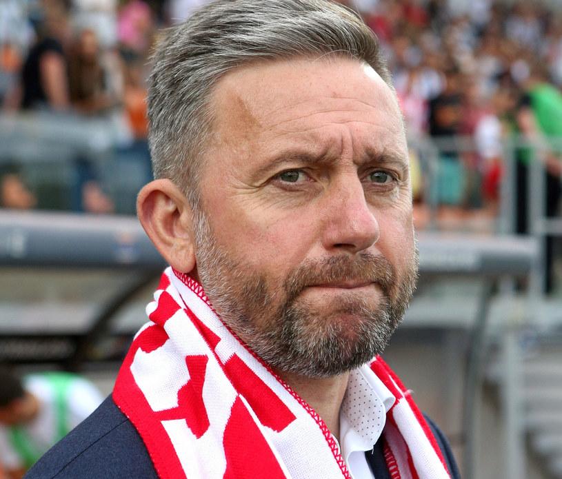 Jerzy Brzęczek /Stanisław Rozpędzik /PAP