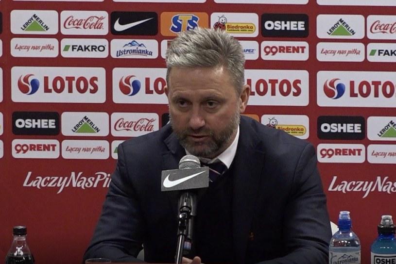Jerzy Brzęczek /Zbigniew Czyż /INTERIA.PL