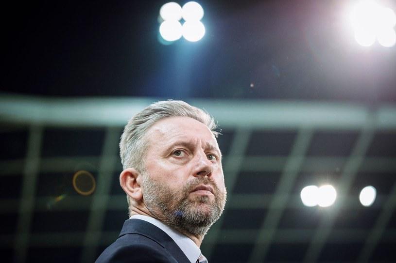 Jerzy Brzęczek /Jure MAKOVEC /AFP