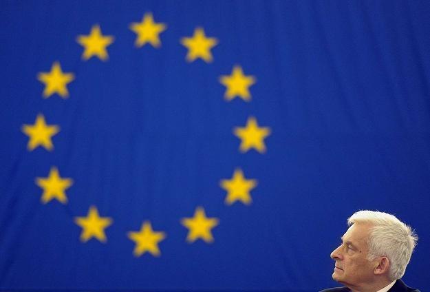Jerzy Buzek, europoseł i były przewodniczący Parlamentu Europejskiego /AFP