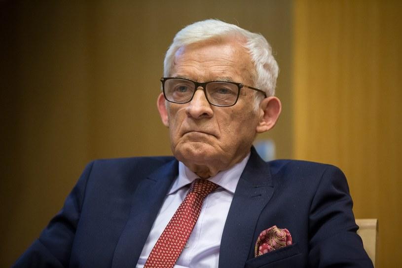 Jerzy Buzek, przewodniczący Komisji Przemysłu, Badań Naukowych i Energii PE. Fot: Michał Woźniak /Agencja SE/East News
