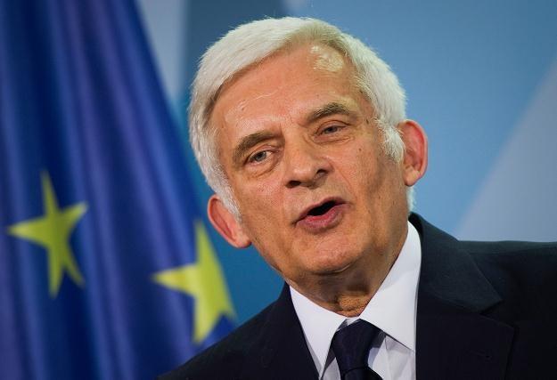 Jerzy Buzek /AFP