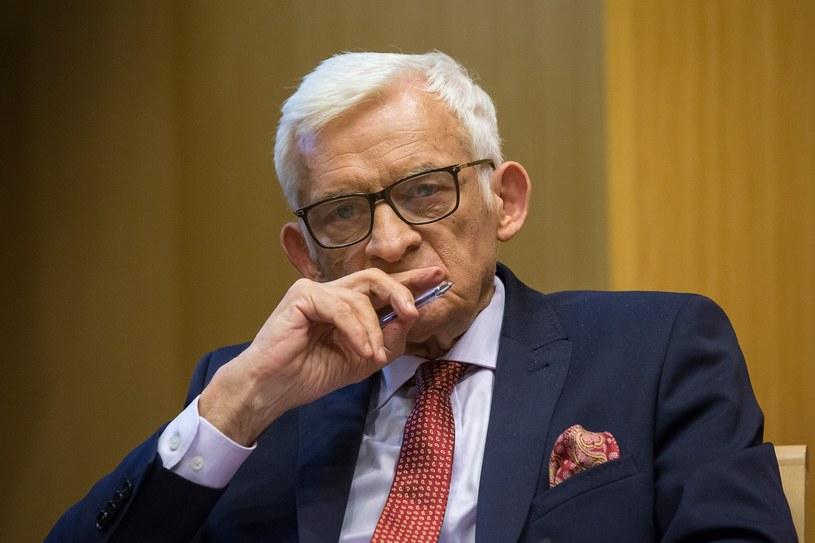 Jerzy Buzek /Michal Wozniak /East News