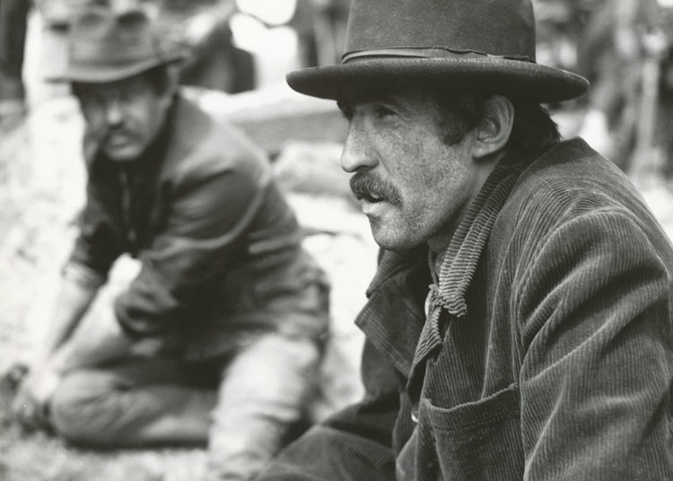"""Jerzy Cnota w filmie Kazimierza Kutza """"Sól ziemi czarnej"""" (1969) /materiały prasowe"""