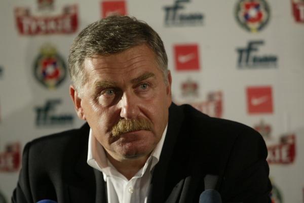 Jerzy Engel. Fot. Jerzy Kleszcz /Agencja Przegląd Sportowy