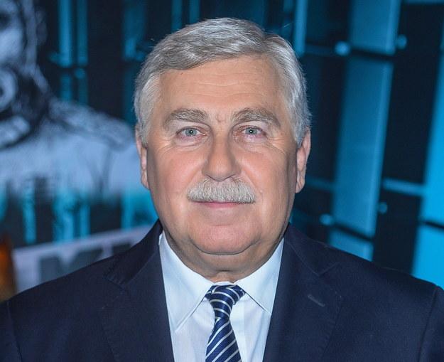 Jerzy Engel jest byłym trenerem reprezentacji Polski /Stach Leszczyński /PAP