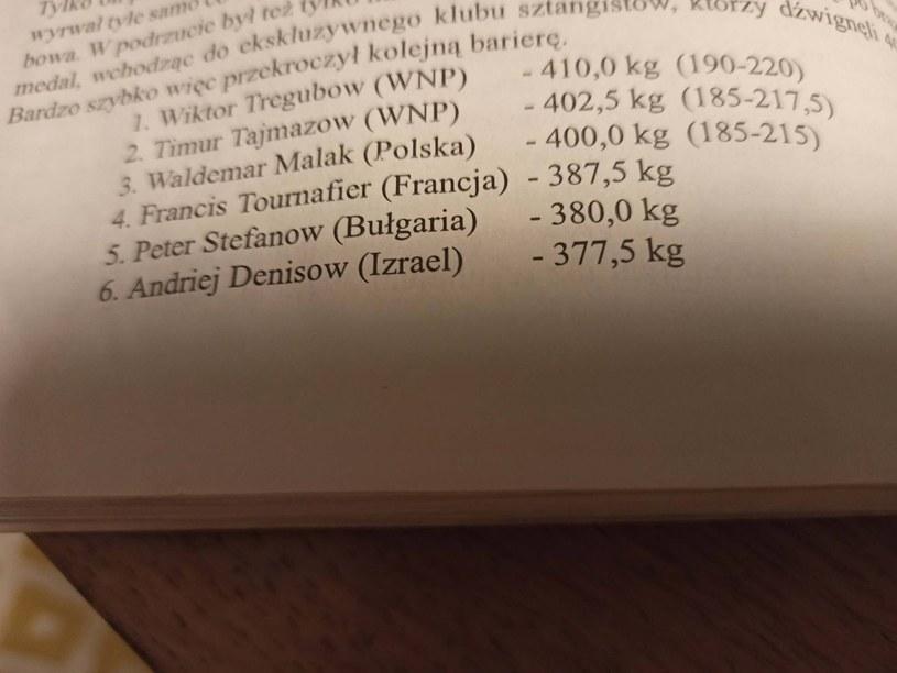 """Jerzy Gebert, """"Poczet olimpijczyków ziemi gdańskiej"""" /"""