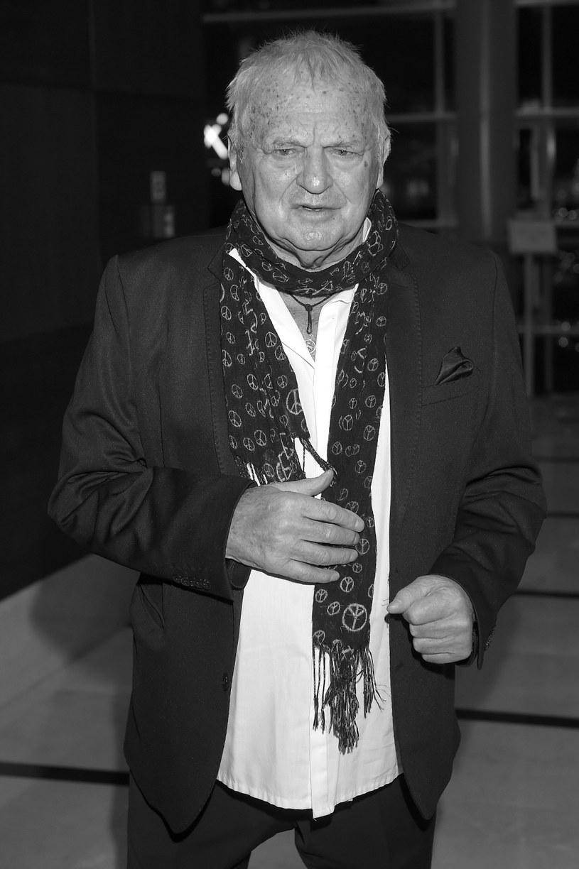 Jerzy Gruza (4 kwietnia 1932 - 16 lutego 2020) /AKPA