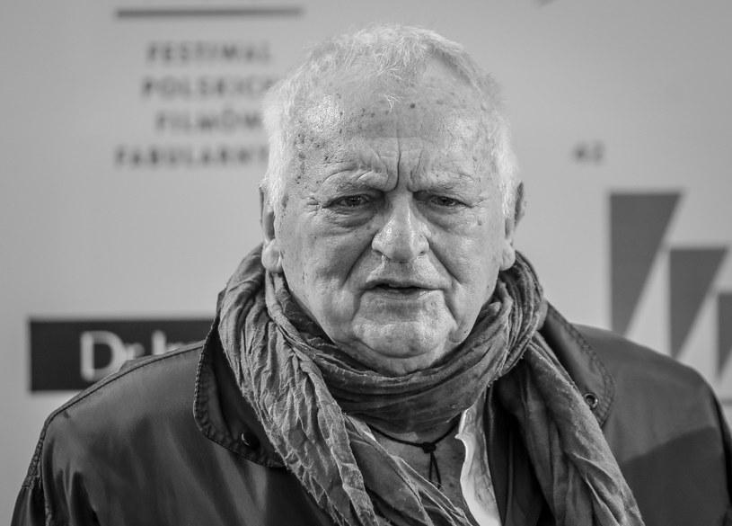 Jerzy Gruza podczas 42. Festiwal Polskich Filmow Fabularnych Gdynia 2017 /KAROLINA MISZTAL/REPORTER /East News