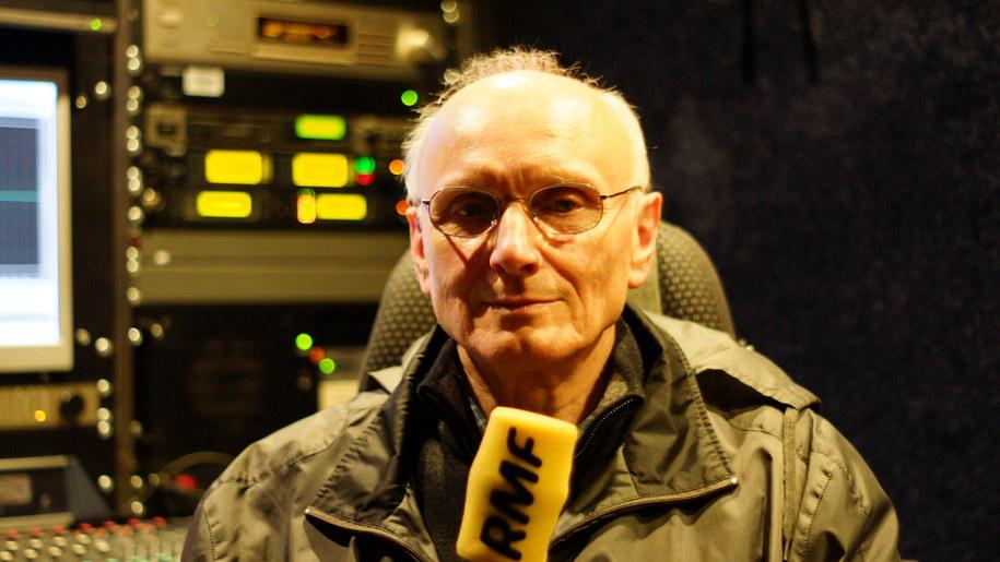 Jerzy Grygorczuk /Michał Dukaczewski /RMF FM